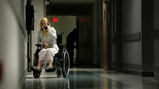 Jessabelle Wheelchair