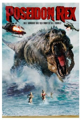 P-Rex Poster