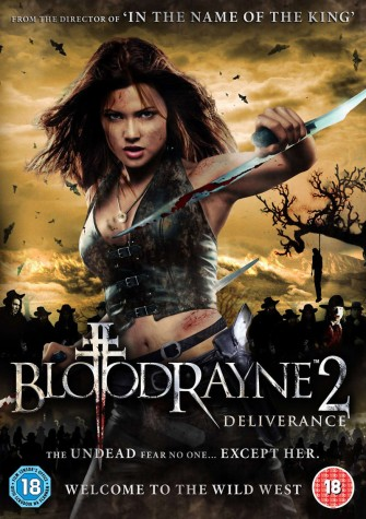 Movie Review Bloodrayne 2 Deliverance Uwe Lied To Me
