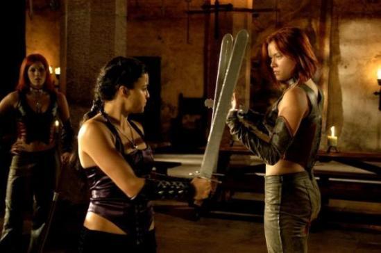 BloodRayne Swords