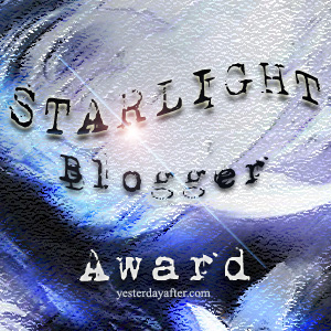 Starlight Blogger Award 05/30/2015