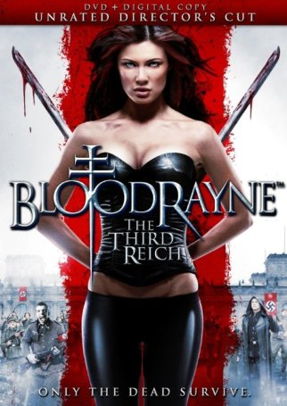 BloodRayne 3 Poster