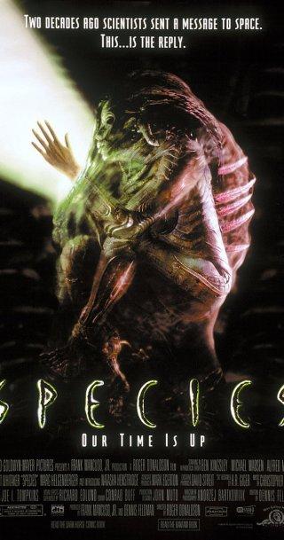 Species Poster 1