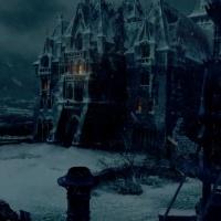 Movie Review: Crimson Peak - Red Rum Manor