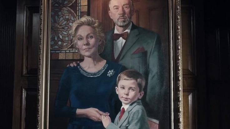 The Boy Family Portrait