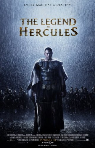 The Legend of Hercules Poster