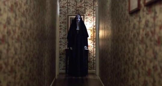 Conjuring 2 Nun