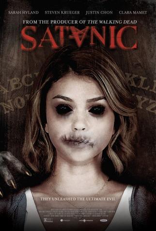 Satanic Poster