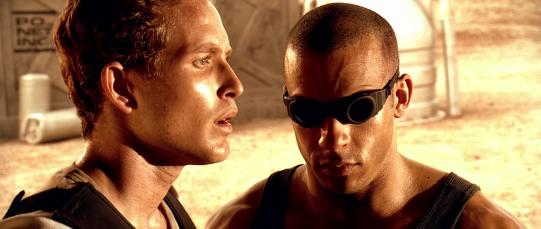 Pitch Black Riddick & Johns